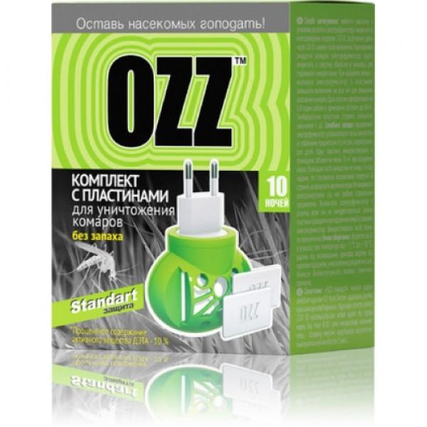 OZZ  жидкость от мух на 30 дней