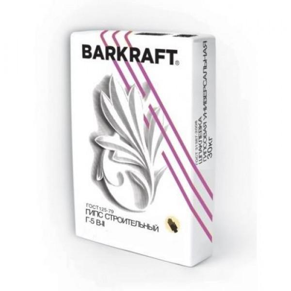 Гипс строительный BARKRAFT 25кг