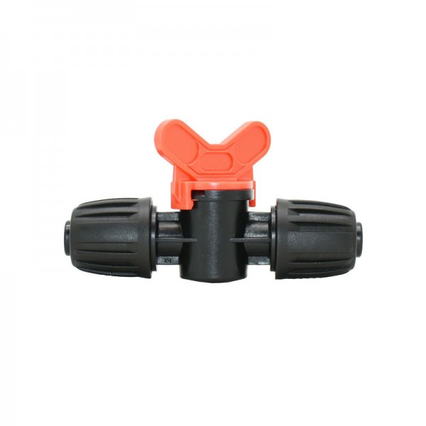 Вентиль водопровоый для шлангов диам.12-16