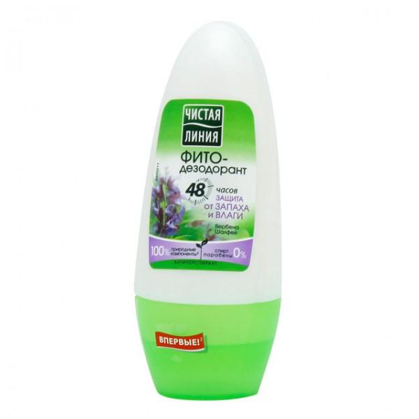 Дезод.ролик ЧЛ защита от запаха и влаги 50мл