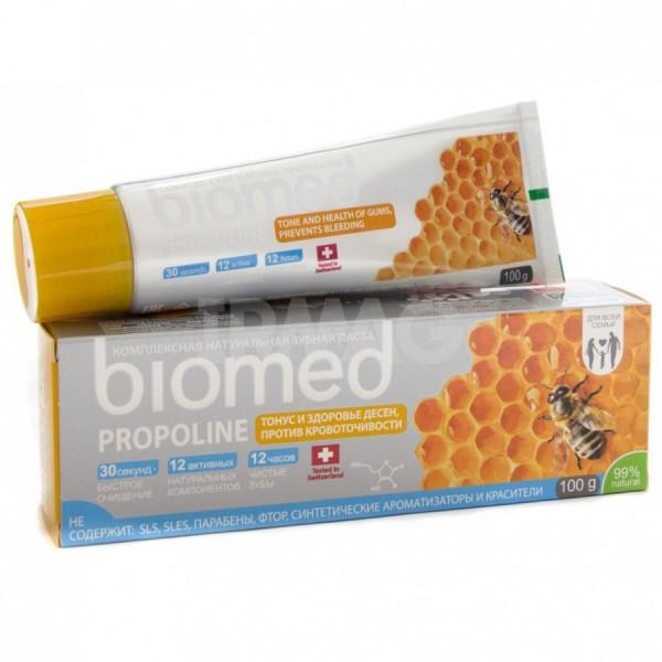 Зубная паста  Сплат Biomed 100гр Прополис
