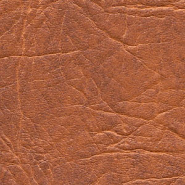 Кожа искусств. (Дермантин) 42м*105см цвет рыжий  (03)