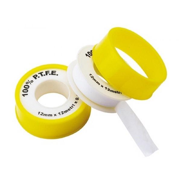 Лента ФУМ 12м желтая мал.FR502-3  /10/250/1000