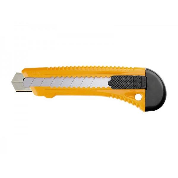 Нож обойный 18 мм, выдвижное лезвие// MATRIX/24