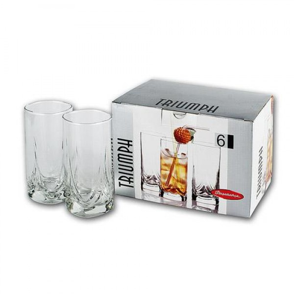 "Набор стаканов ""Триумф"" 290мл (6шт) 41630"