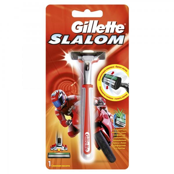 Станок Slalom КРАСНЫЙ с 1 кассетой