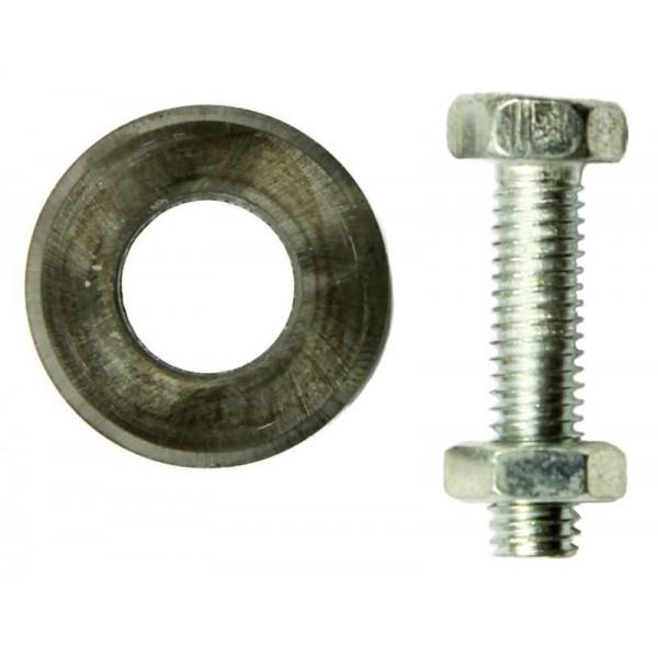 Ролик для плиткореза ЕКТО ТС-00601 д22