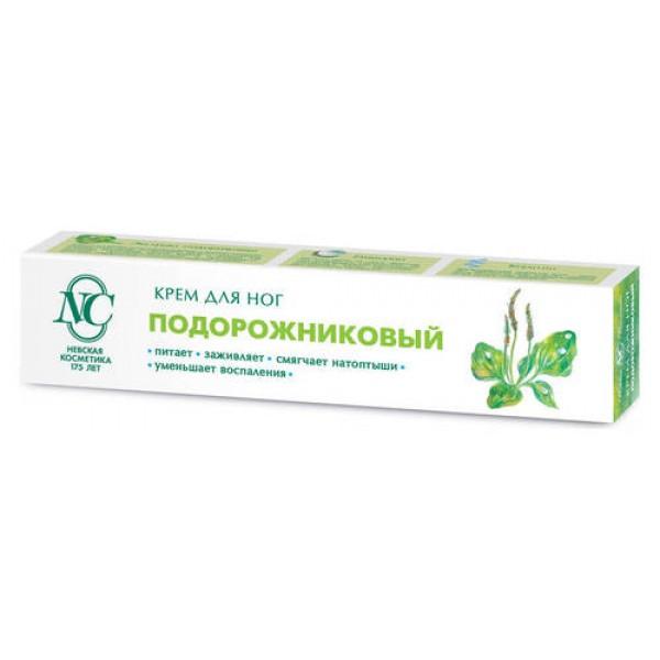 Крем Невская косметика д.ног Подорожниковый 50мл