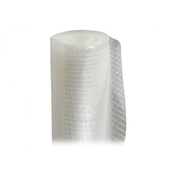 Пленка армир. 140гр/кв.м. 2мх25 п/м (50кв.м) п/э светостабилизированная (Загорск)