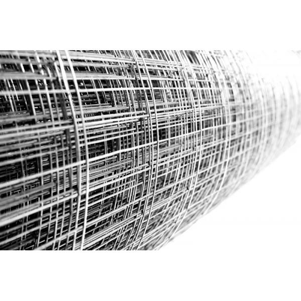 """Сетка сварная 50х100х1.6 1.5 метр Черная """"Алия"""""""