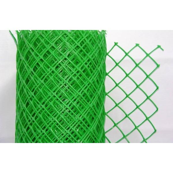 Решетка садовая 45х45мм (1мх10м) РОМБ(в ассортименте) Альтернатива м4194