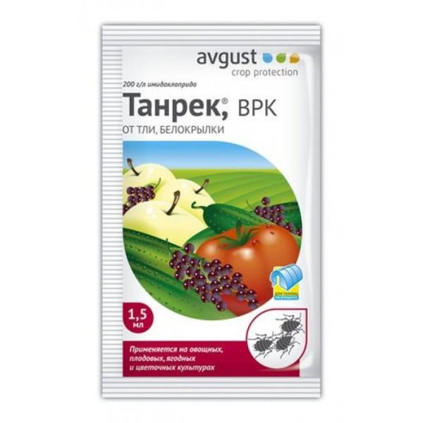 Инсекцыды Средство Танрек от тли 1,5мл