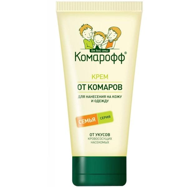 Комарофф Крем 100мл пластик