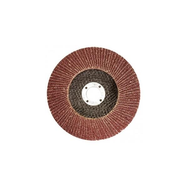 Диск лепестковый торцевой  125*22 Р120 ЛУГА     10/80
