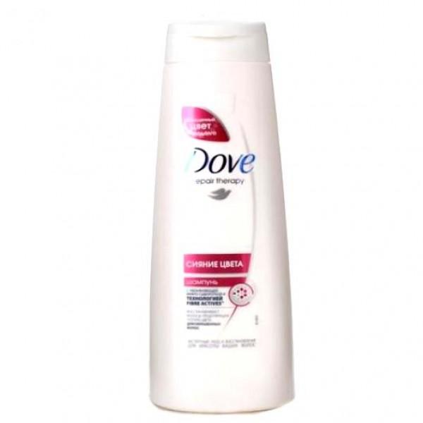 Шампунь Dove  250мл сияние цвета