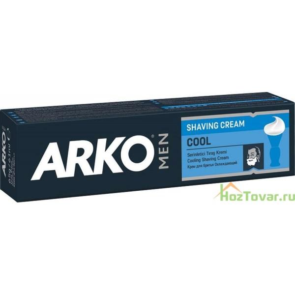 Крем д.бритья Арко 65гр Кул (голубой)