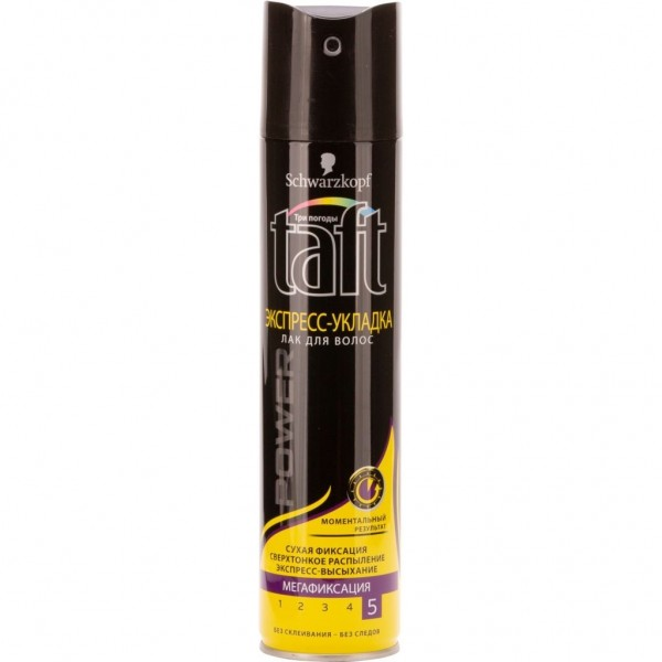 Лак для волос Тафт 225 мл экспресс укладка