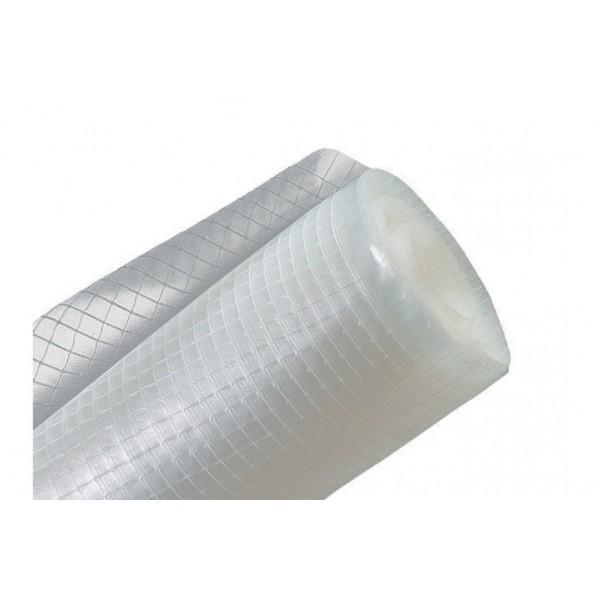 Пленка армир. 140гр/кв.м. 6мх25 п/м (150кв.м) рукав 2м п/э светостабилизированная (Загорск)