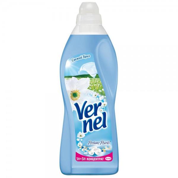 Кондиционер для белья Vernel 1л Свежий бриз