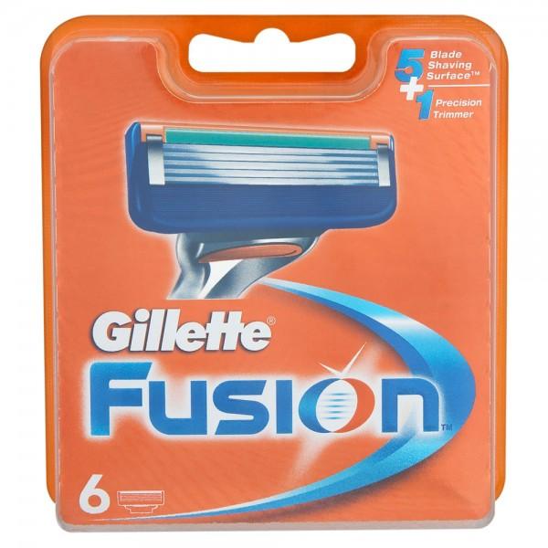 Кассеты Fusion 1 шт ДЕШ.