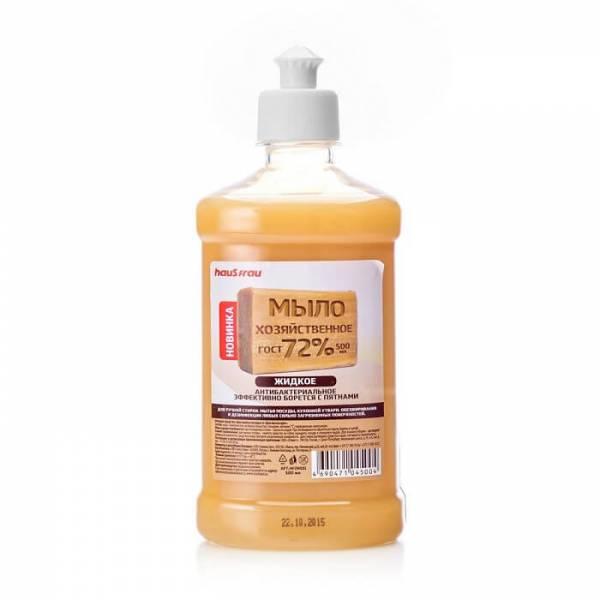 Жидкое хозяйственное мыло АНТИБАКТ 72% 1л