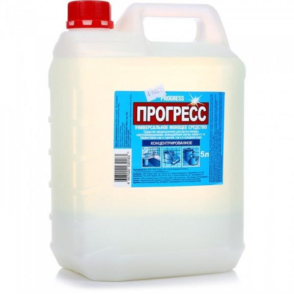 ПРОГРЕСС Универсальное моющее средство 0,5л