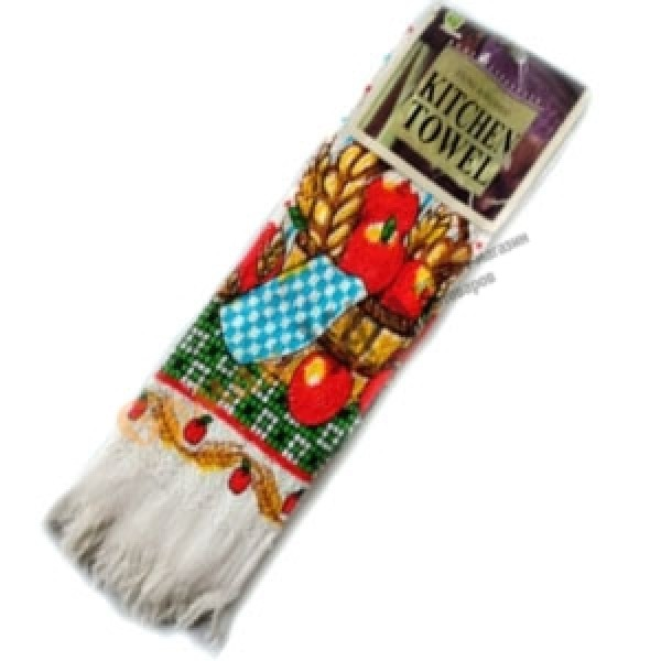 Полотенце кухонное 35*52см ХЛОПОК /1/300
