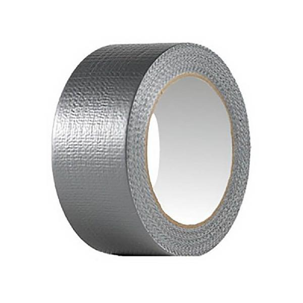 Лента алюминиевая клейкая (скотч) Тайгер Тэйп 48х10м