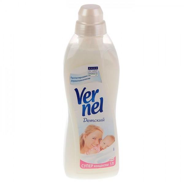 Кондиционер для белья Vernel Детский Белый 1л
