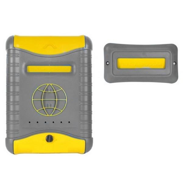 Ящик почтовый СТАНДАРТвнутренний (с накладкой)пластмас.