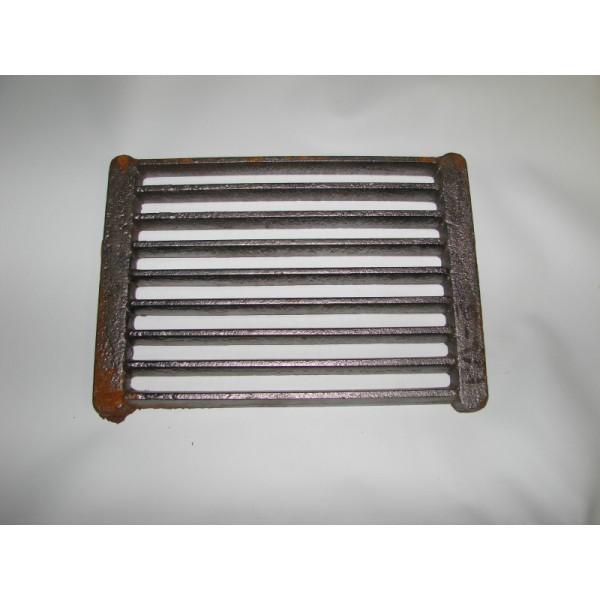 Печное литье решетка РД-6 (380х250) колосниковая (Бисер)