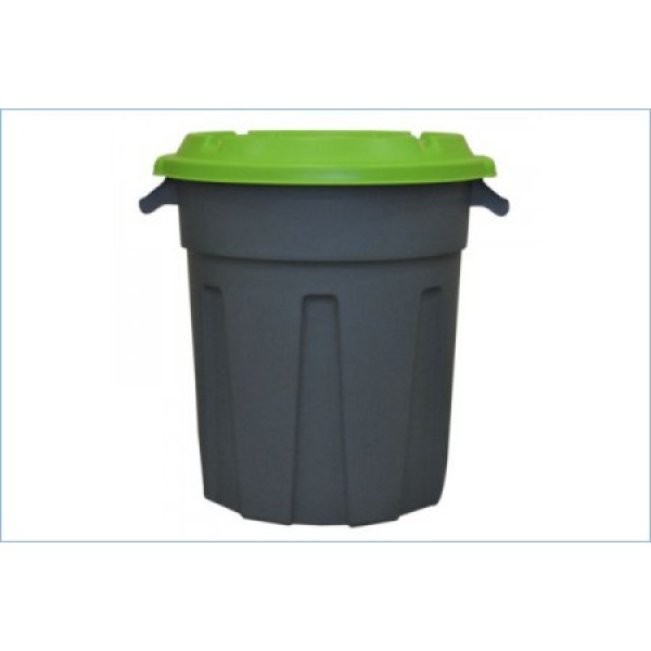 Бак мусорный 80л (SVIP)