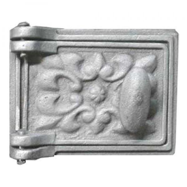 Печное литье дверца ДПр (150*112) прочистная (Бисер)