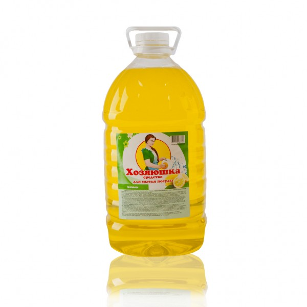 Жидкое мыло хозяйственное 72% 5л