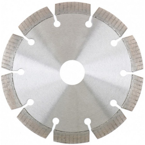 Диск алмазный 115х22,2мм сегментный сухая резка SPETSTEXNIK /1/100