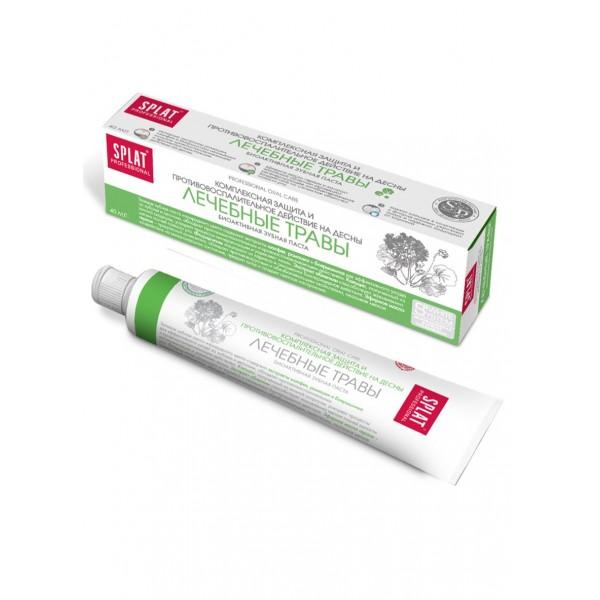 Зубная паста Сплат профес. Лечебные травы 100мл