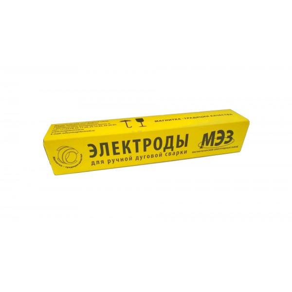 Электроды (МЭЗ)  МК-46 1кг (4мм)  Магнитогорск