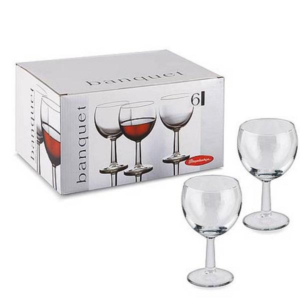 Бокал для красного вина Банкет 195мл