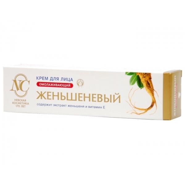 Крем для лица Женьшеневый 40гр