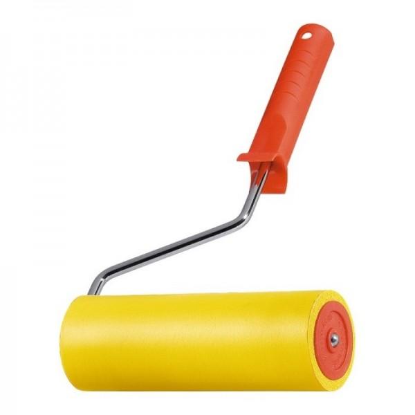 Валик прижимной для прокатки обоев 175 мм D ручки - 8 мм// MTX