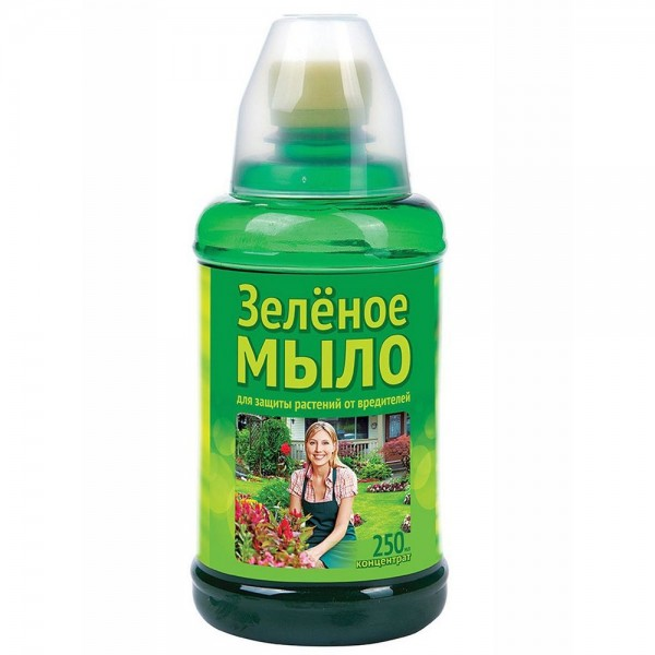 Зеленое мыло 250мл