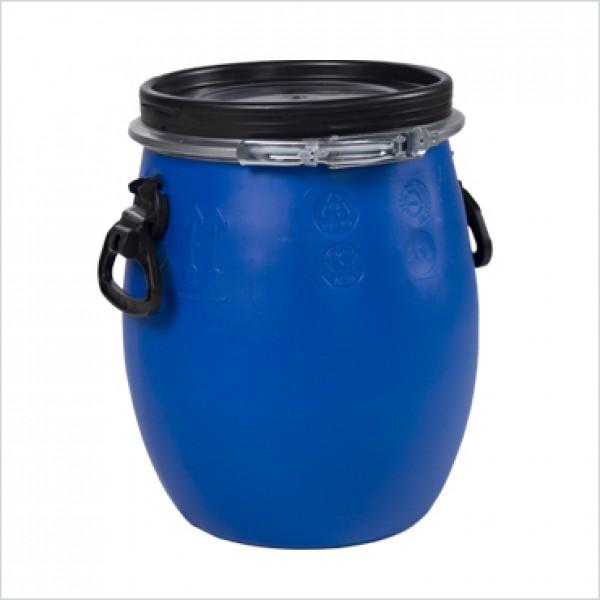 Бочка 48 л (Стандарт синий) пищевая ЗТИ