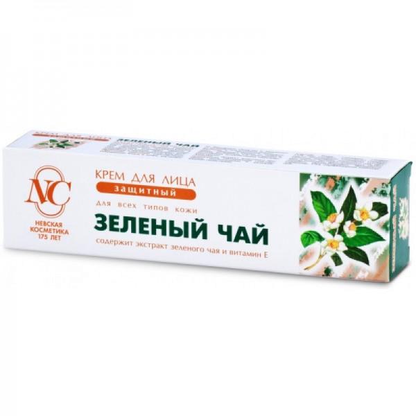 Крем д/лица Зеленый чай 40мл