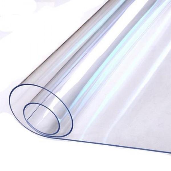 Клеенка термостойкая в рулоне, толщина 1,2мм*1,4см*20м