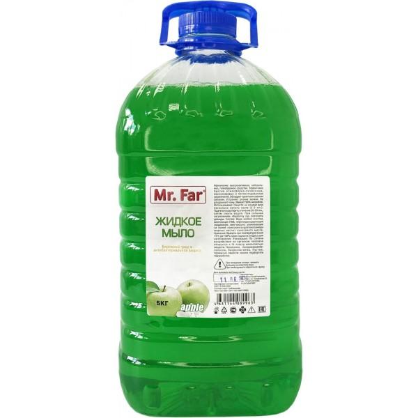Мыло жидкое антибактериальное Алоэ 5кг