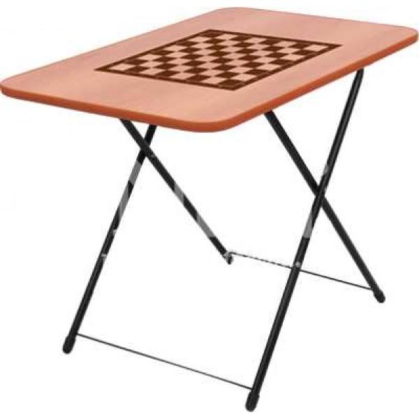 Стол туристический игровой (шахматы) ТСТИ  (НИКА)