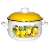 Кастрюля Лимоны 2,1л