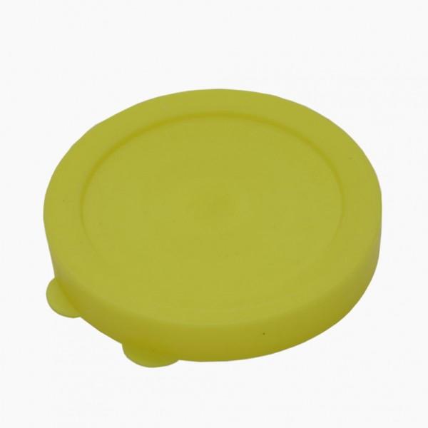 Крышки п/э желтая КП-2 цветные /250