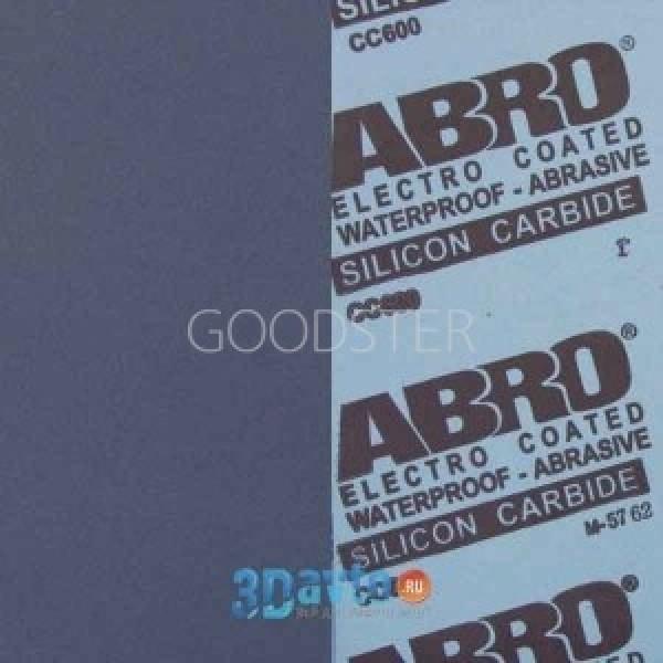 Шлиф. бумага водостойкая №600 (цена за 1шт)