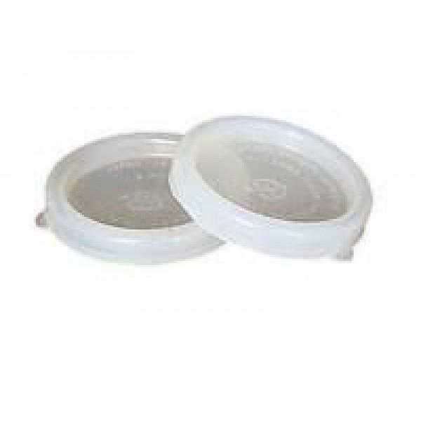 Крышки п/э белые (для холодного консервирования)